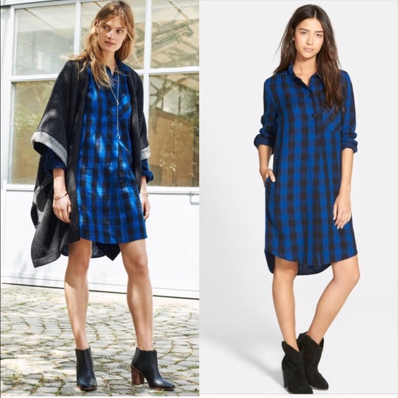 41cee6c126 Madewell Dresses   Skirts - Madewell Latitude shirt dress